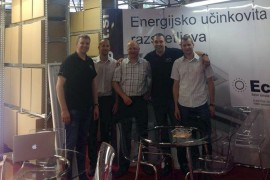 ENERGETICS 2014 fair in CELJE, SLOVENIA