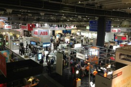 ELFACK 2013 fair in Gothenburg