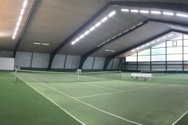 Tennis Hall Ellwangen, Germany